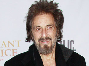 Al Pacino at the after party celebration for the opening night of &#39;The Merchant of Venice&#39;