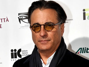 Andy Garcia at The Cinema Italian Style Opening Night at the Egyptian Theatre