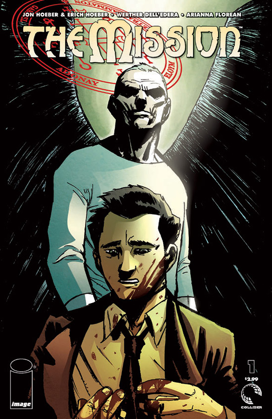 Image Comics unveils 'The Mission'