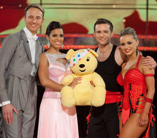Strictly do Children in Need