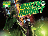 'Green Hornet' #11 written by Phil Hester
