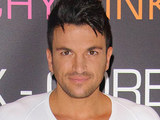 Peter Andre launches the Max-Core Muscle defining T-shirt