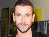 Shayne Ward promotes and signs copies of his new album 'Obsession' at HMV, Manchester
