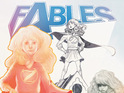Bill Willingham reveals the forthcoming plans for his Fables property.