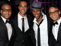 JLS singer Oritse Williams reveals that the group chose the dancers for their upcoming UK tour.