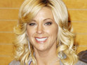 Kate Gosselin claims that her relationship with her ex-husband Jon has improved.