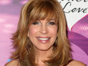 Leeza Gibbons and fiance Steven Fenton tie the knot in an intimate ceremony.