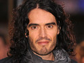 Russell Brand reveals that he frequently carried around a bottle of alcohol while filming Arthur.