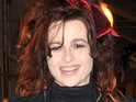 Helena Bonham Carter supports Colin Firth's work in The King's Speech.
