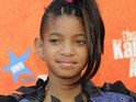 Willow Smith says that she is inspired by '80s rocker Billy Idol and 'Bad Romance' singer Lady GaGa.