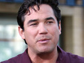 Today uploads a clip of Dean Cain showing off his secret skills backstage.