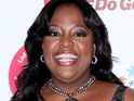 Actress Sherri Shepherd praises her fiancé and says that he is perfect because he makes her laugh.