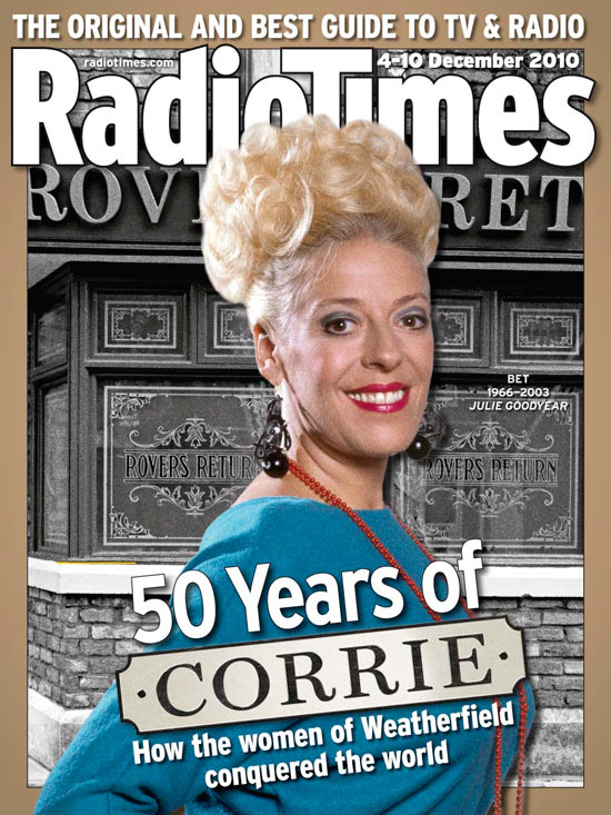 Julie Goodyear