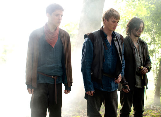 Merlin: S03E12: The Coming of Arthur (Part 1)