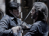 Smallville: S10E10 - Clark and Lionel