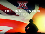 The X Factor finalists 'Heroes'
