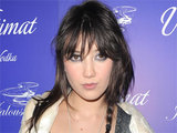 Daisy Lowe attending the launch party of the 'Ultimat Vodka' nightclub in London
