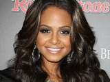 Christina Milian at the 2010 American Music Awards Afterparty