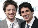 Aussie comedy duo Hamish Blake and Andy Lee say that they don't think ahead.