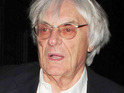 Formula One billionaire Bernie Ecclestone describes the mugging which left him badly bruised.