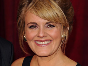 Sally Lindsay aka 'Shelley Unwin'
