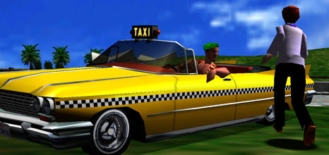 Gaming Review: Crazy Taxi