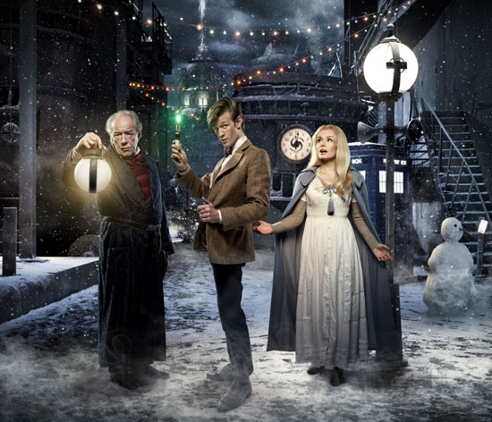 Doctor Who S05E14: A Christmas Carol
