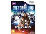 Gaming gifts - Doctor Who Return To Earth