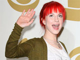 Hayley Williams of Paramore arriving at the Grammy Nominations Concert Live in Los Angeles