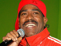 Airport officials reportedly find marijuana in rapper Kurtis Blow's pocket.