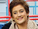 Katie Waissel says that she blocked out controversial reports of her gran to focus on The X Factor.