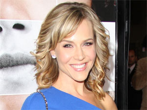 Julie Benz attending the Los Angeles premiere of 'Frankie And Alice' at the Egyptian Theatre