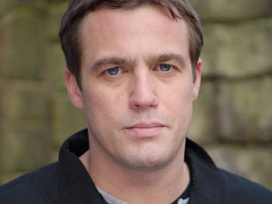 Warren Fox from Hollyoaks