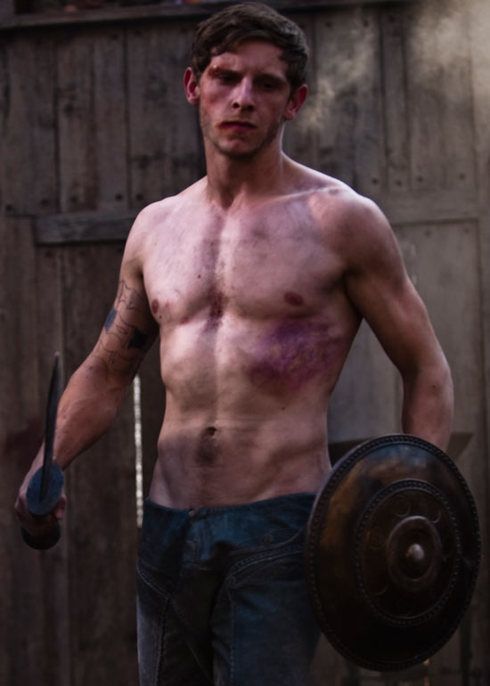 Jamie Bell in Eagle Of The Ninth