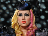 Waxwork of Lady GaGa