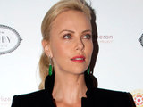 Charlize Theron at the 2010 Annual Charlize Theron African Outreach project