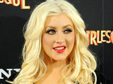 Christina Aguilera at the photocall for the new movie &#39;Burlesque&#39;, Madrid