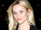 Reese Witherspoon outside The Ed Sullivan Theater for 'The Late Show with David Letterman'