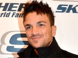 Peter Andre attending the launch party of the new Skechers store in Dublin, Ireland