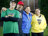 Patrick, Frado, Ada and Elizabeth from The Biggest Loser