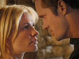 Eric and Sookie in True Blood