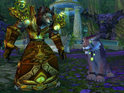 Blizzard develops exclusive items to honor a sightless Warcraft player.