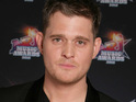 Michael Bublé reveals that he is nervous about his upcoming wedding to fiancée Luisana Lopilato.