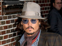 "Johnny Depp says that working with Rolling Stone Keith Richards on a documentary has been ""intense""."
