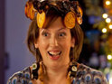 Miranda Hart will take part in a special Comic Relief episode of MasterChef.