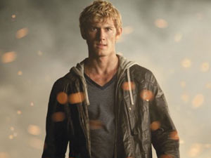 Alex Pettyfer in 'I Am Number Four'