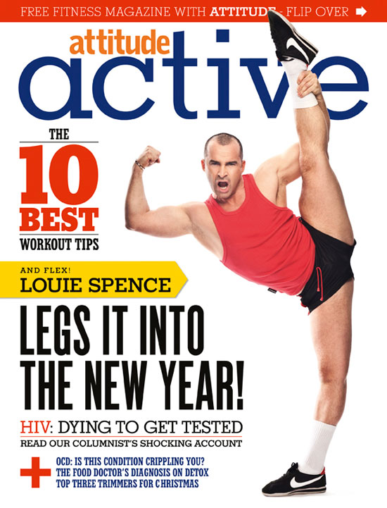 Attitude Active Magazine: Issue 200 Cover