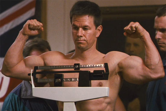 Mark Wahlberg 'The Fighter'