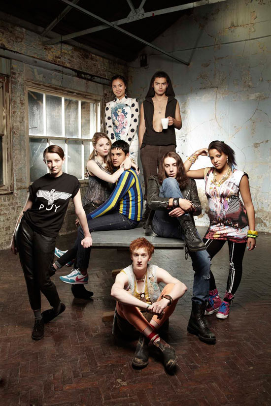 Skins: Third generation cast