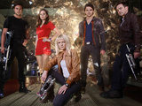 The cast of Primeval season 4